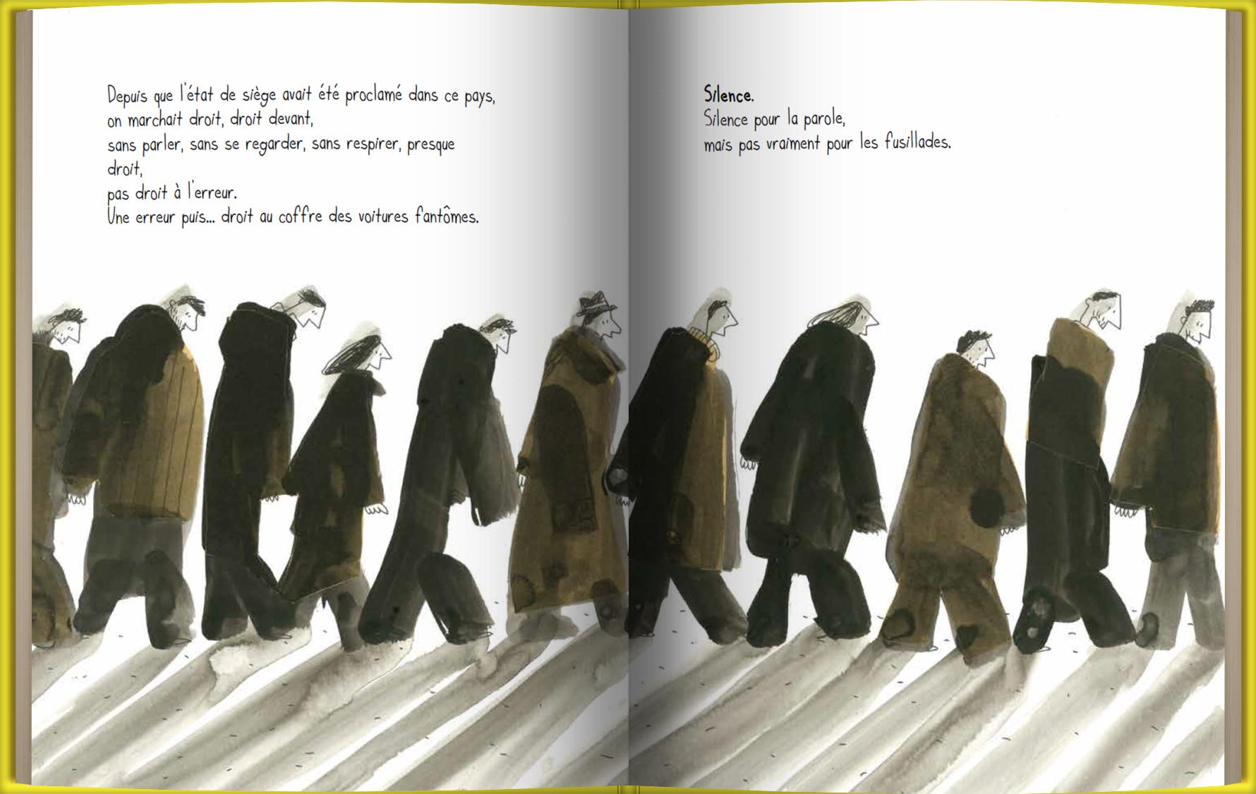 Page intérieure du livre Le citronnier