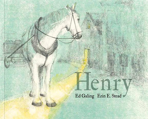 Couverture de Henry