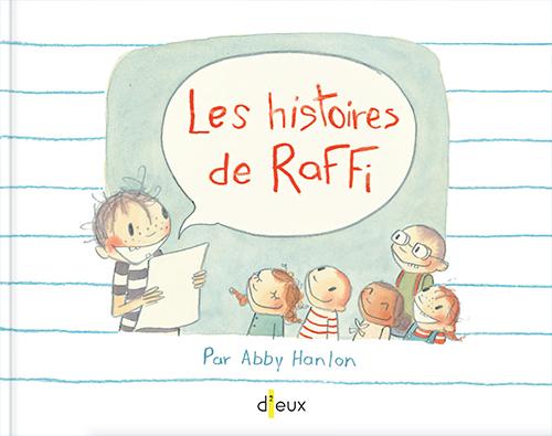 Couverture de Les histoires de Raffi