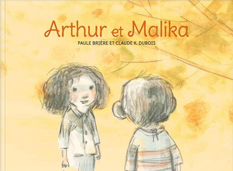 Couverture de Arthur et Malika
