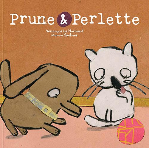 Couverture de Prune et Perlette