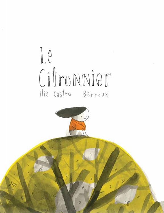 Couverture de Le citronnier