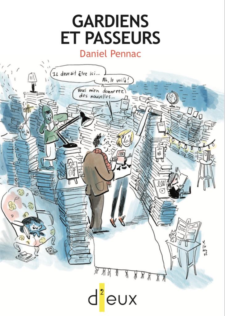 Gardiens et passeurs, de Daniel Pennac