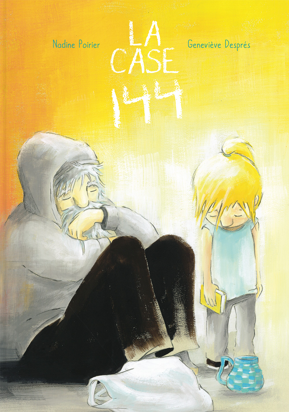 Couverture de La case 144