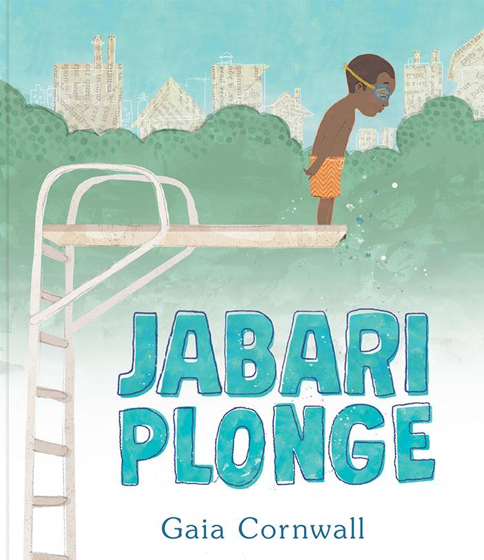 Couverture de Jabari plonge