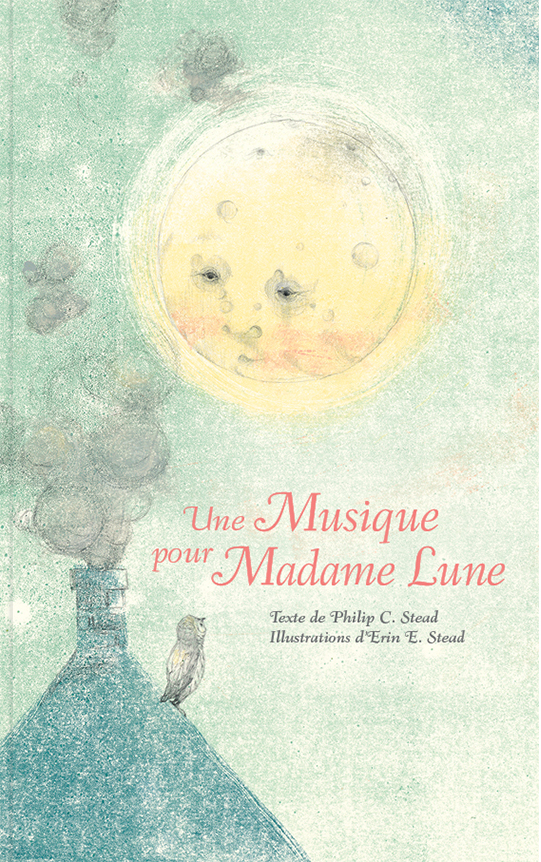 Couverture de Une musique pour Madame Lune