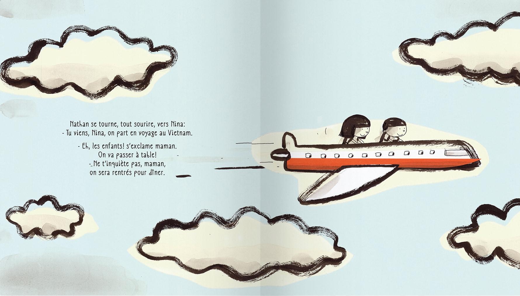 Page intérieure du livre Mes parents pour la vie