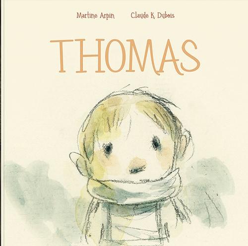 Couverture de Thomas
