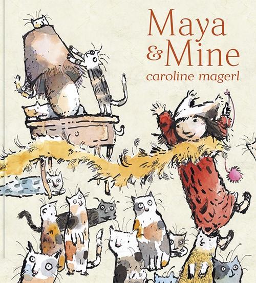 Couverture de Maya & Mine