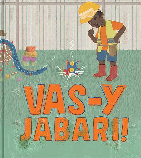 Couverture de Vas-y Jabari !